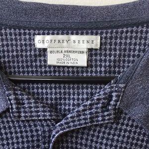 Other - Geoffrey Beene 2 button shirt